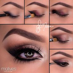 The question how to apply eyeshadow has very many answers. Yet, we managed to do our best and gather all the perfect ways of eyeshadow application in one place and we are more than willing to share our knowledge with you! Use it to your advantage, make sure your eyes always look gorgeous!