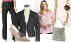 Business Professional Attire for Women