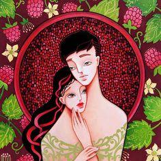Pomegranate Art, Pomegranate Vector, Art Deco Artwork, Shrink Art, Clay Art Projects, Muse Art, Anatomy Art, Anime Art Girl, Art Pictures