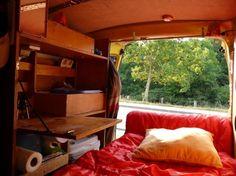 renault kangoo aménagement camping car