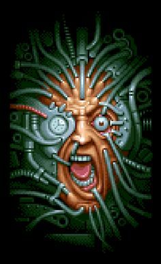 bitmap brother art - Google Search