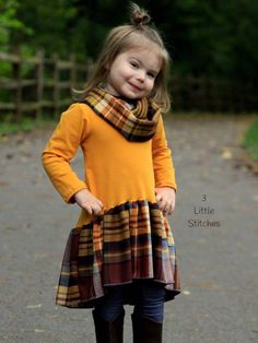 Be Adventurous Tunic PDF Sewing Pattern by Ellie and Mac