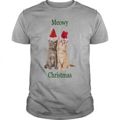 Christmas Kitty Men's Premium T-Shirt from South S
