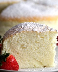Pocket: This Jiggly Fluffy Japanese Cheesecake Is What Dreams Are Made Of