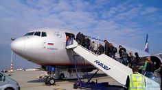 Aeroflot Boeing 767-300ER - MSN 29618 - VP-BDI (Taufname: Alexander Pushkin) - Check more at https://www.miles-around.de/trip-reports/economy-class/aeroflot-boeing-767-300er-economy-class-budapest-nach-moskau/,  #Aeroflot #avgeek #Aviation #Boeing #Boeing767-300ER #BUD #EconomyClass #Flughafen #Moskau #SVO #Trip-Report