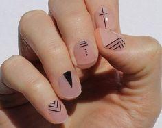 Stylish Nails, Trendy Nails, Nude Nails, Acrylic Nails, Art Nails, Coffin Nails, Mens Nails, Nagellack Design, Transparent Nails