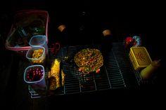 Chợ đêm Đà Lạt - Bánh Tráng Nướng #Travel #VietNam #DaLat #NightMarket #MustGo