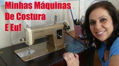 Minhas Máquinas de Costura  e eu - My Sewing Machines and I - E11 (Engli...