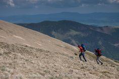 Hiking in Low Tatras #Slovakia #outdoors  www.simplycarpathians.com Heart Of Europe, Mountain Range, Romania, Trekking, Poland, Mount Everest, Skiing, Trail, Outdoors