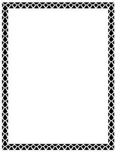 free page borders for microsoft word