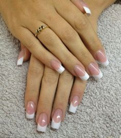 How to do French Nail Art