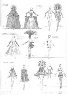 Bruno Schwengl Don Juan Ballett Berlin Don Juan, Costume Design, Costumes, Art, Apparel Design, Dress Up Clothes, Kunst, Men's Costumes, Suits