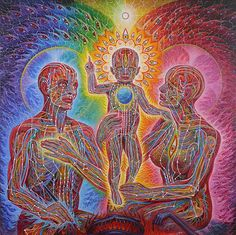 Alex Grey.. wow. this one really touched me