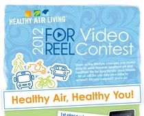 2012 Healthy Air Living For Reel Video contest