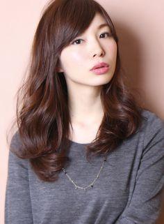 ナチュラル艶感ソフトウェーブ 【CIRCUS by BEAUTRIUM】 http://beautynavi.woman.excite.co.jp/salon/20978?pint ≪ #longhair #longstyle #longhairstyle #hairstyle ・ロング・ヘアスタイル・髪型・髪形≫