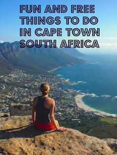 Fun and Free Things to do in Cape Town, South Africa