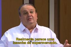 No MasterChef | Criticou a 'lasanha de supermercado', esqueceu q supermercado patrocina o programa ;-) - Blue Bus