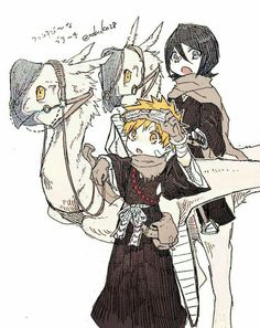 Bleach Ichigo And Rukia, Bleach Anime, Bleach Pictures, Bleach Couples, The Best Damn Thing, Blue Exorcist, Manga Drawing, Anime Couples, Kawaii