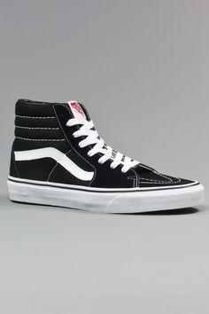 ed2ad0a155a Vans Sk8-Hi Damen  lpu  sneaker  dailydrops  hypesrus Black Mode
