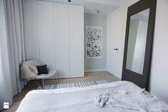 Klimatyczny apartament w centrum Warszawy - Mała sypialnia małżeńska, styl…