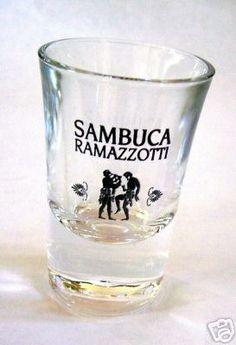 Just add Bottle of Sambuca!