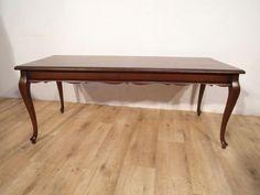 Prostokątna stylowa ława, stolik, stół ludwik Filip w idealnym stanie Łódź - image 1