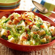 ... Salads on Pinterest | Caesar Salad, Recipe For Caesar Salad and Caesar