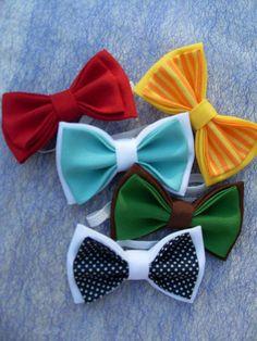 Baby boy girl toddler man woman bow tie bowties