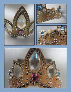 DIY Tangled crown