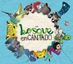 cancion para tejer-Un Bosque EnCantado! cover art