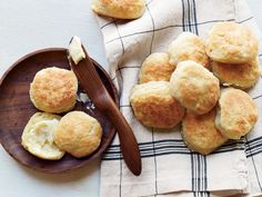 This recipe for 20 buttermilk biscuits is baked in a skillet and ready in under 45 minutes.