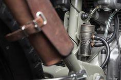 1972 Honda CB450 K5 by Vagabond Moto 6