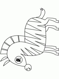 Sheep And A Beautiful Flower Coloring Page : Coloring Sky ...