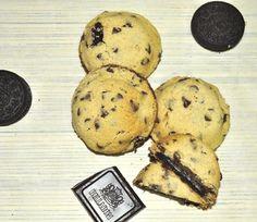 RECETA cookies oreo!