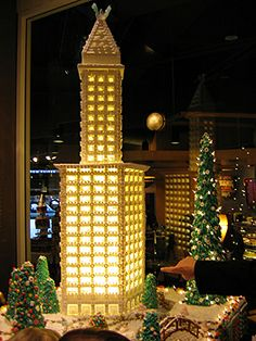 Gingerbread High Rise