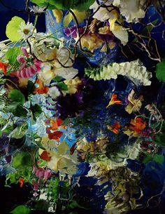 Margriet Smulders - Amor Vincit I, 2005, Cibachrome, 160 cm X 125 cm.