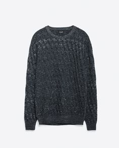 Image 8 of TWIST KNIT SWEATER from Zara
