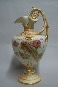 ornate pedestal vase - Google Search