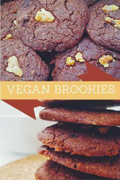 Easy and quick vegan recipe! Recette végétalienne simple et rapide!      #chocolatecookies #chocolat #quick #simple #baking #Dessert #CookingTutorials #Veganism #tutorial #Recipes #easy #desserts #veganbrownies #vegan #food #recettes #végétalien #plantbased #healthy #healthyvegan #vegancookies #easyvegan #cookies Brownies, Cookies, Tutorial, Vegan Recipes, Chocolate, Simple, Sweet, Easy, Desserts