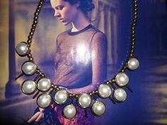 Como resistir a elas? Perolas forever!!!! #pearls #perolas #maxi #bijou #bijouxlovers