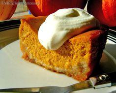Holiday Indulgences: Healthy Pumpkin Gooey Butter Cake (a tribute to Paula Deen) | Healthy Indulgences