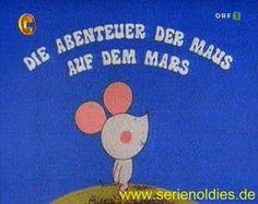 Maus auf dem Mars