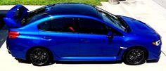 2015 WRX / STI Vinyl Roof Wrap Kit
