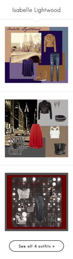 """""""Isabelle Lightwood"""" by h29h ❤ liked on Polyvore featuring SuperTrash, Warehouse, EAST, River Island, isabelle lightwood jace to silent city mortal instruments city of ashes, Avenue, Kenneth Cole, Oxxo, Club L and MANGO"""