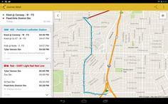 ezRide Dallas (DART Transit) - screenshot