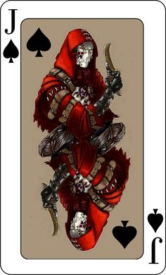Jack of Spades? by ~DominusHatred on deviantART