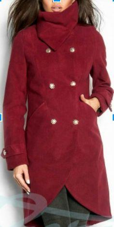 Хочу такое пальто, но не помню где его нашла