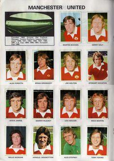 Soccer Stars 75/76