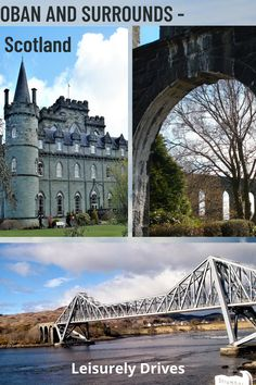Western Scotland is often missed out in the rush to schedule between Edinburgh and Glasgow. Explore the beautiful area of Oban and surrounds. #distillerytour #seafood #mcaigstower #inveraraycastle #connelbridge #fallsoflora