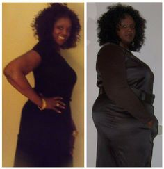 ...to think, I purposely wanted a side view picture in the brown, smh! From size 24/26 to size 12 and LOVING TO PAY IT FWD.